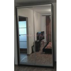 Шкафы Купе с Зеркальными дверями